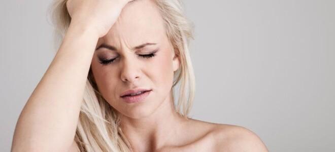 Возникновение боли при стрессах