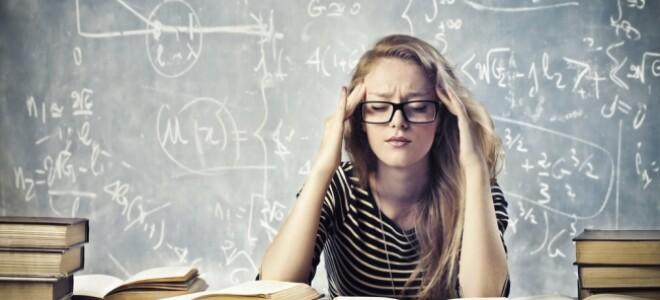 Экзаменационный стресс у студентов