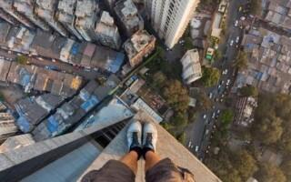Акрофобия — страх высоты — причины и методы лечения.