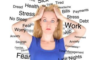 Стресс: природа появления, факторы и причины