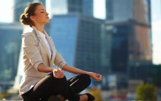 Снятие стресса с помощью медитаций
