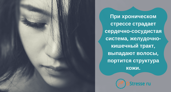 Влияние хронического стресса