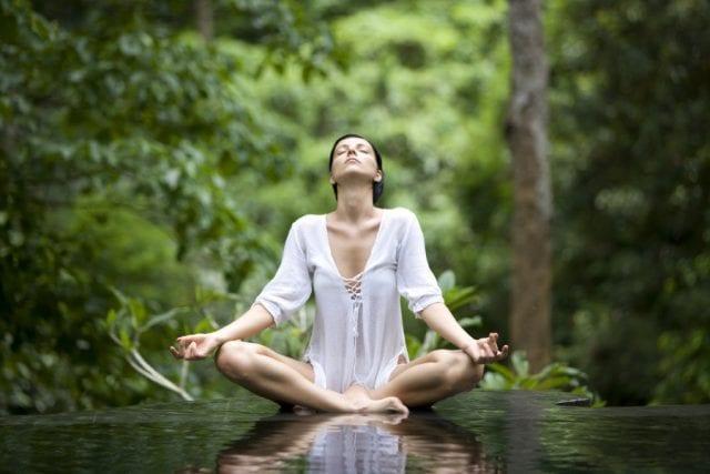 Медитация помогает в лечении гемофобии