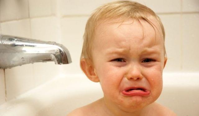 Гидрофобия у детей