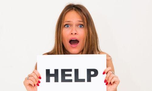 В некоторых ситуациях важно обратиться за помощью и поддержкой