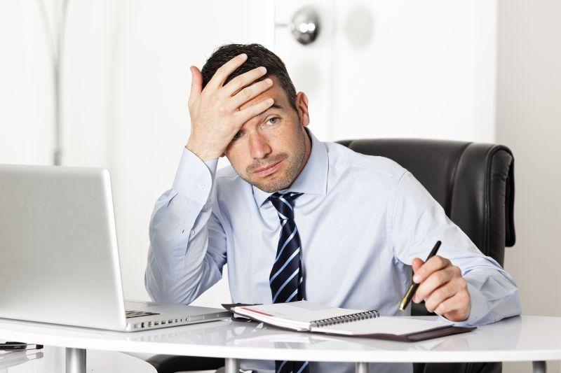 Неожиданный трудоголизм - симптом стрессового напряжения