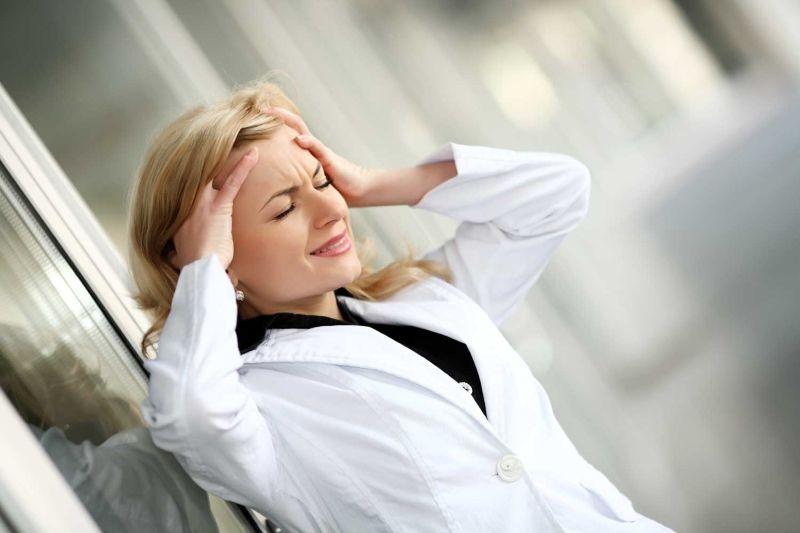 Неспособность справится с рабочей задачей вызывает организационную форму стресса