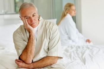 Снижение потенции из-за хронического нервного напряжения