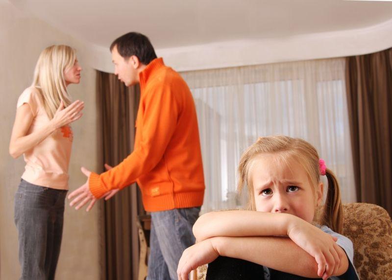 Ссоры и непонимание создают огромное перенапряжение