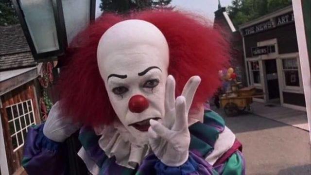 Паническая боязнь клоунов