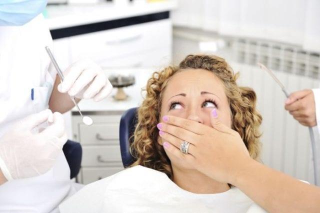 Страх дантиста или стоматолога