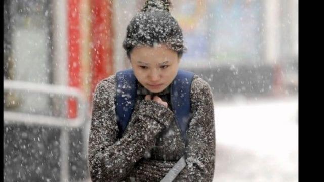 Боязнь, страх снега