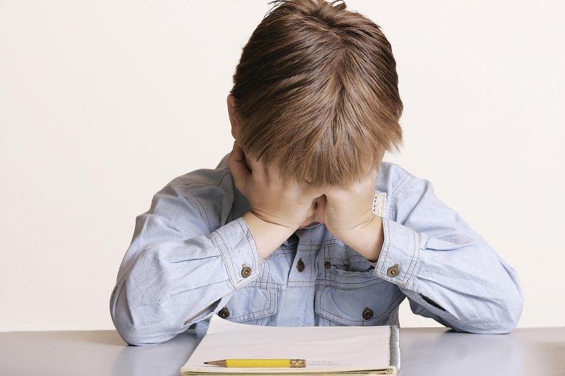 Учебная нагрузка создает стрессовое напряжение
