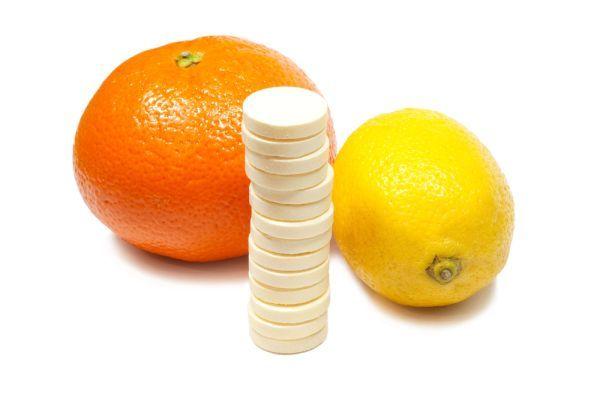 Витамин С или Аскорбиновая кислота