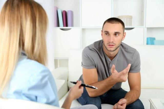 Лечение зоофобии на приеме у психотерапевта